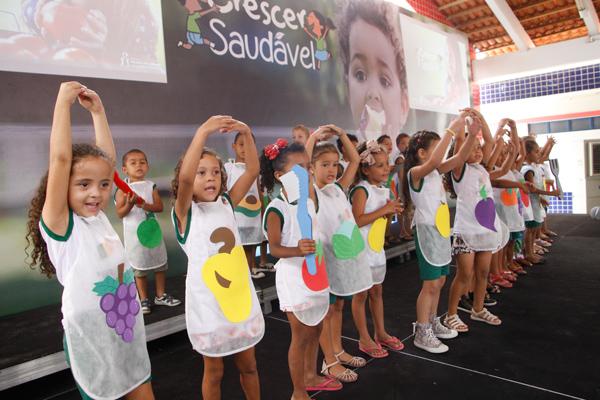 Crianças - foto de Ivbaldo-Reges