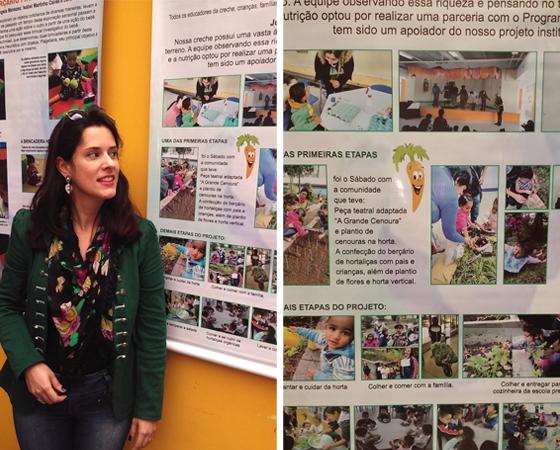 Programa Ação Saudável ganha destaque em seminário da rede municipal de ensino de São Bernardo