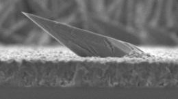 nanofios assimetricos