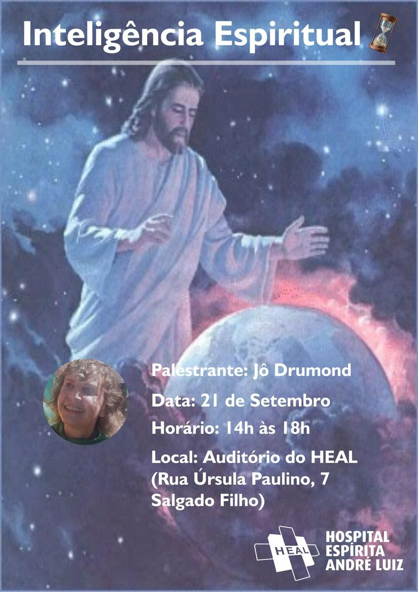 Palestra Inteligencia espiritual_SER