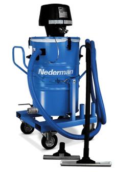 Conheça todos os dispositivos de limpeza Nederman